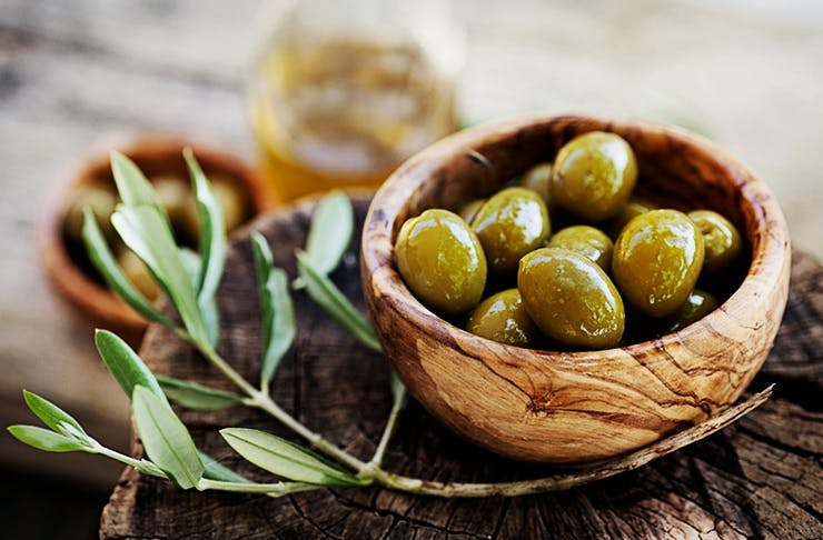 An Olive, Wine And Cheese Festival Is Coming This Weekend!