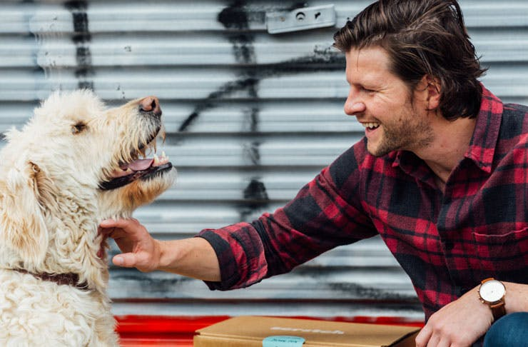 On The Side | Here's How Mike Halligan is Changing Australia's Pet Food Industry
