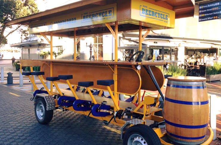 On Ya Bike! Auckland Has A Bike Pub Crawl!