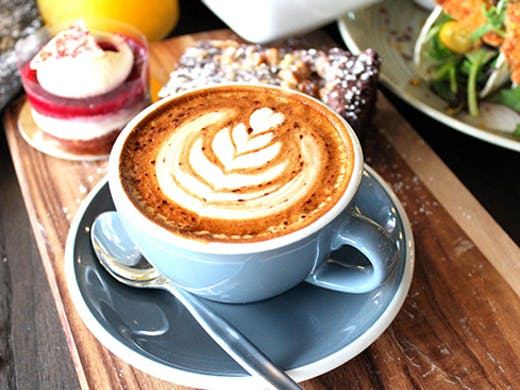 Once Stranger Cafe, Eden Terrace
