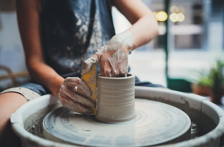 Online Pottery Classes