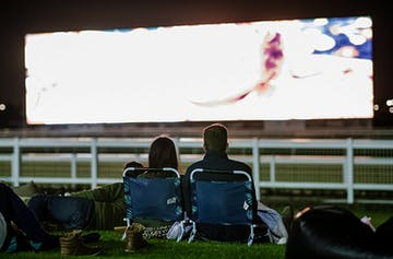 We've Scored The Largest Open-Air Movie Screen In The Southern Hemisphere