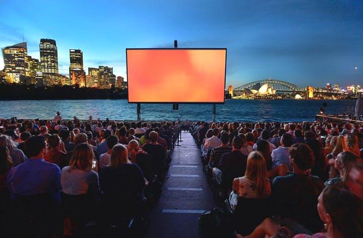 St George OpenAir Cinema Sydney
