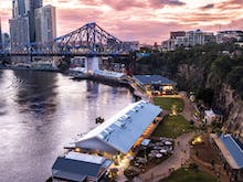 Pass The Popcorn, This New Open Air Cinema Is Hitting Howard Smith Wharves