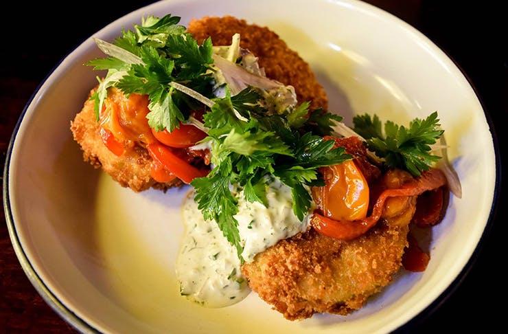 Orleans Britomart best restaurant Auckland