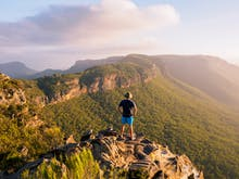 Amp Up Your Weekend Adventuring With NSW's New Stress-Free Self-Guided Camping Trips