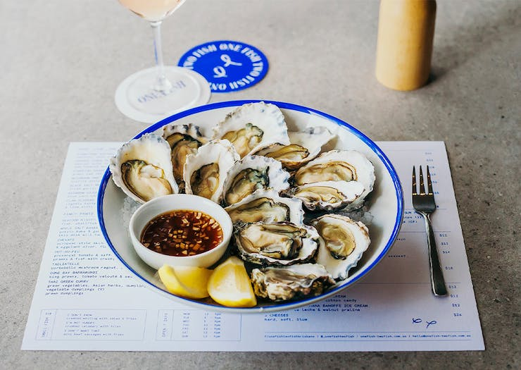 Knock Back Bulk Oysters At This Six-Course Oyster Feast