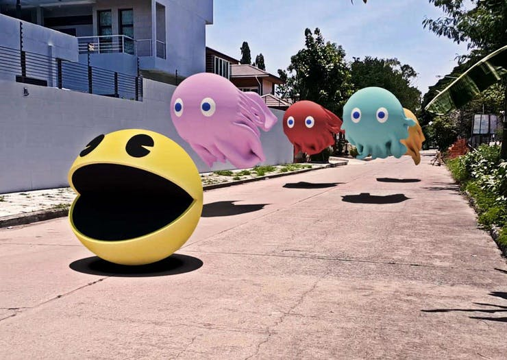 A Real-Life Pac-Man Escape Maze is Coming To Perth