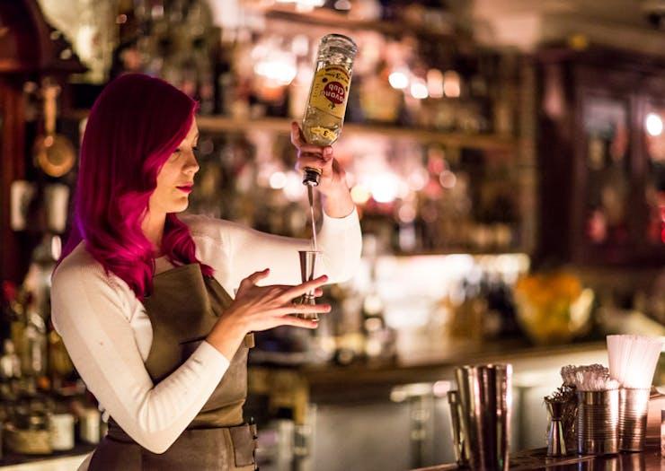 paige aubort bar in Sydney
