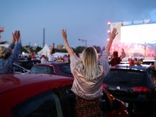 Belt Out Karaoke And Play Bingo At This Supersized New Drive-In Experience
