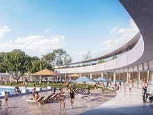 Get Ready To Make A Splash In Parramatta's Sprawling New Aquatic Centre