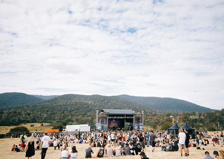 Tassie's Party In The Paddock Just Dropped Their Massive 2019 Line-Up