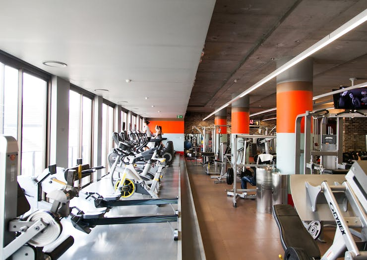 Best gym and wholefoods Sydney