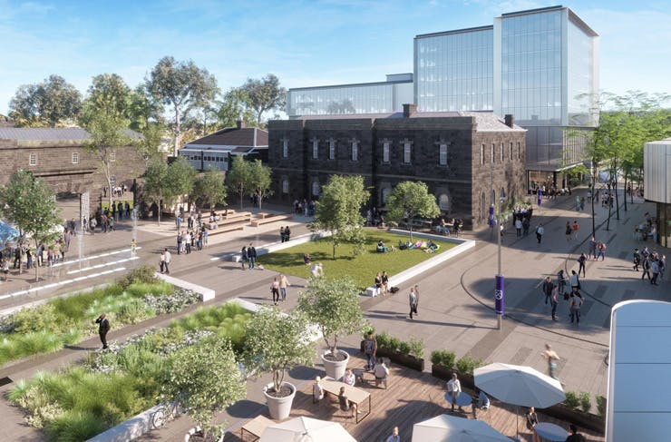 Pentridge Prison Is Being Turned Into An Epic Foodie Precinct