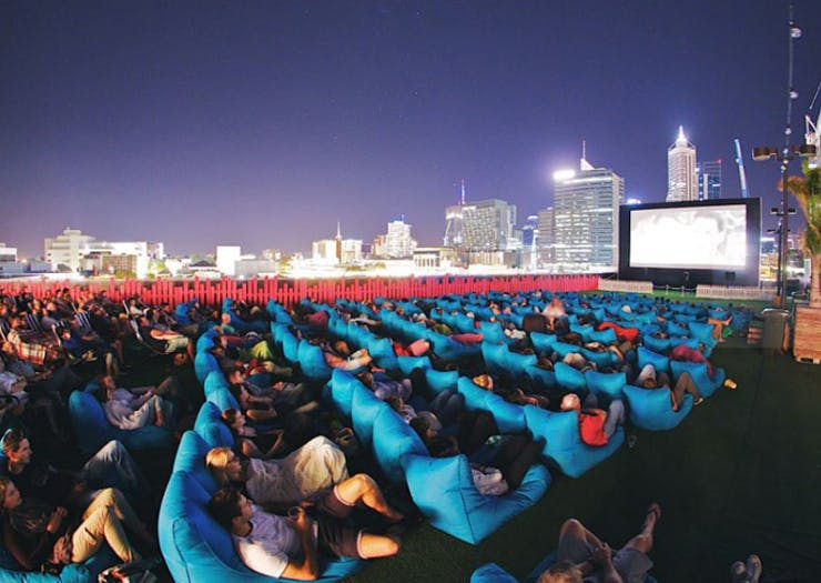Heads Up Perth: Rooftop Movies Are Back For Summer