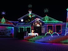 Take In The Best Christmas Lights In Perth At These Magical Streets