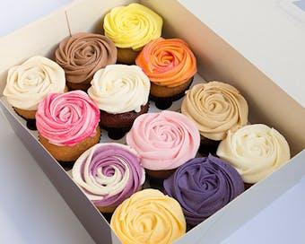 Petal Cupcakes Takapuna
