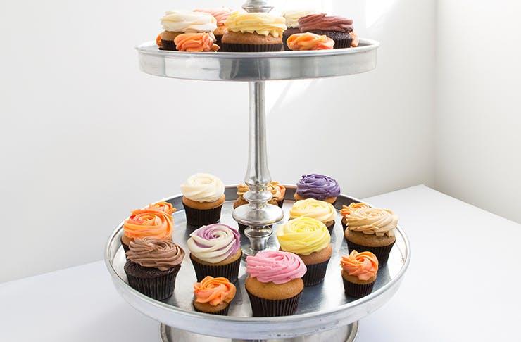 New Opening: Petal Cupcakes Takapuna