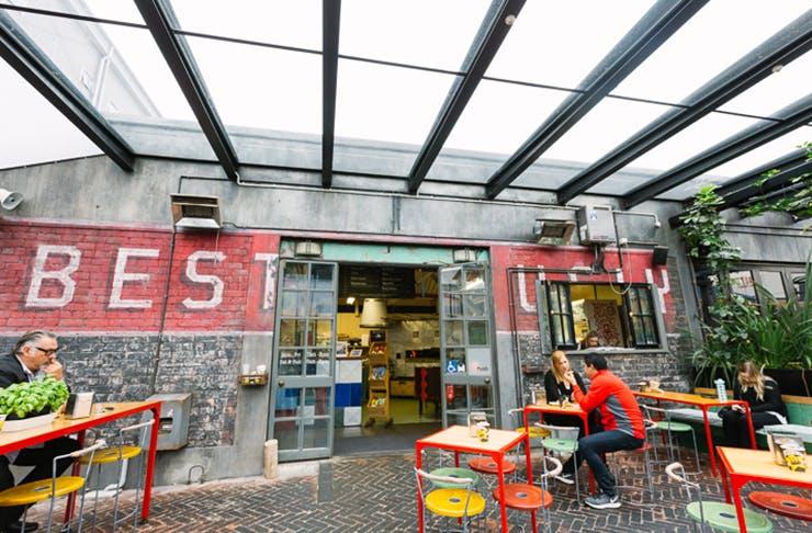 best cafes newmarket