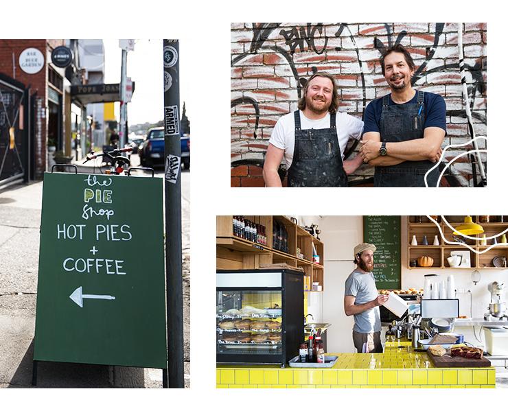 The Pie Shop Brunswick East Melbourne