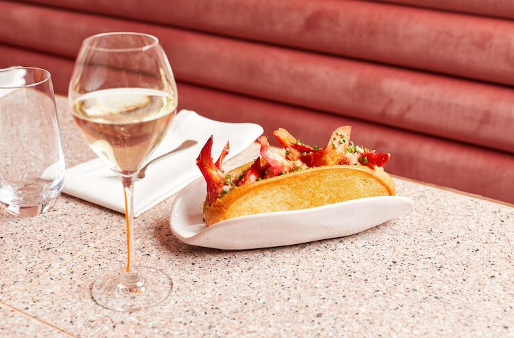 Transport Yourself To New England At Melbourne's New Champagne And Lobster Bar