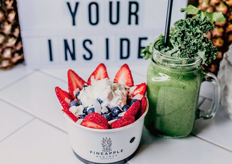 This New Superfood Cafe Is Dishing Up Free Acai Bowls Tomorrow