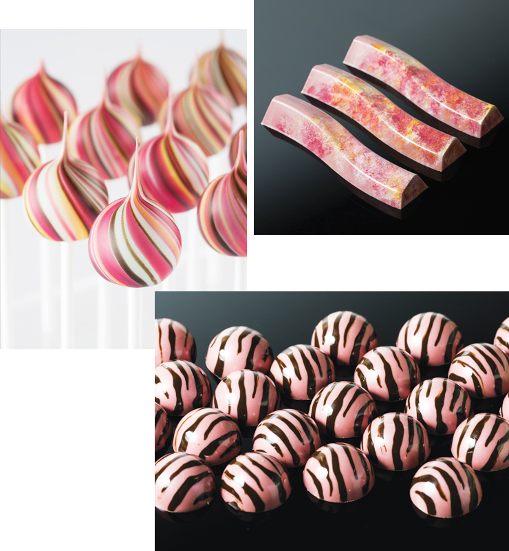 What S The Deal With Pink Chocolate Urban List