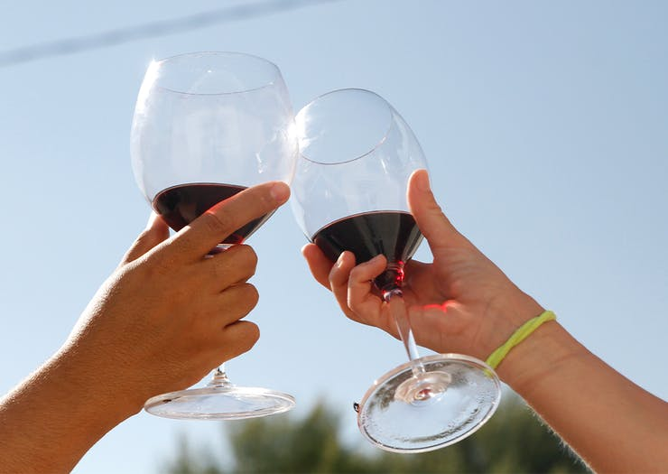 Sip Your Way Through The Massive Pinot Festival Hitting Brisbane This Year
