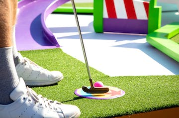 A Pixar-Themed Mini Golf Course Is Coming To Brisbane