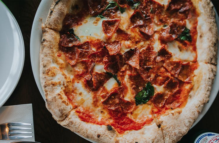 Brisbane's Best Pizza