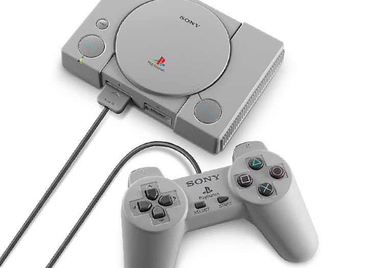 The PlayStation Classic Is Coming And You Can Pre-Order Now