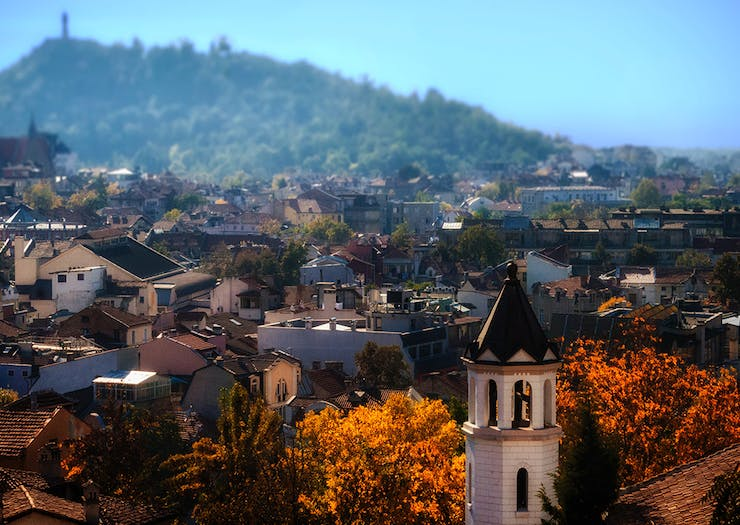 8 Ways To Tackle Bulgaria's Plovdiv, Solo