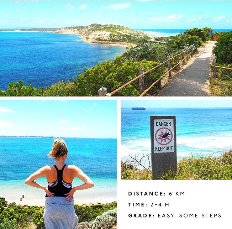 point nepean walk near melbourne