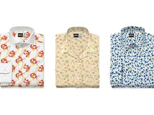 A Japanese Company Has Just Released A New Line of Official Pokémon Dress Shirts