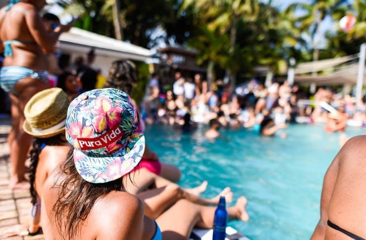 pool party adelphi melbourne