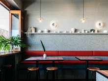 Peep Porch And Parlour's Stunning Refurb And Dreamy New Ceramics Collection