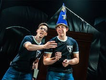Watch All 7 Harry Potter Books Get Condensed Into 70 Hilarious Minutes In This Parody Play