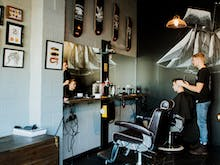 The Privateer Barber