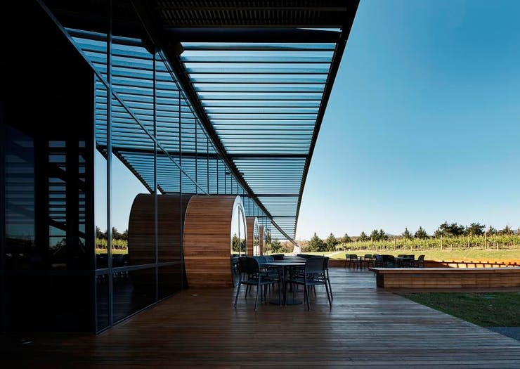 Victorian winery