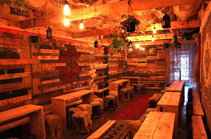 Psst! K Rd Has A New Top Secret Chai Lounge