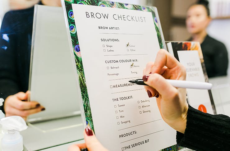 Psst! The Biggest Brow Secret Has Arrived In Auckland