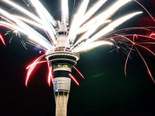 Here's How To Head Up The Sky Tower For Just A Gold Coin!