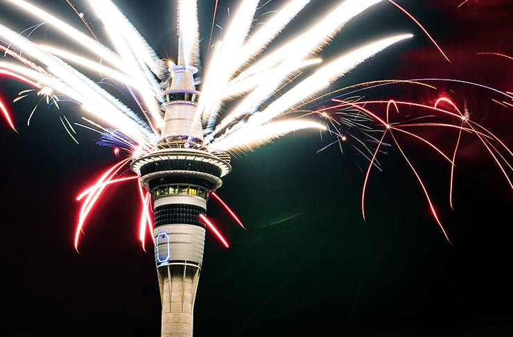 Psst! You Can Go Up The Sky Tower For FREE!