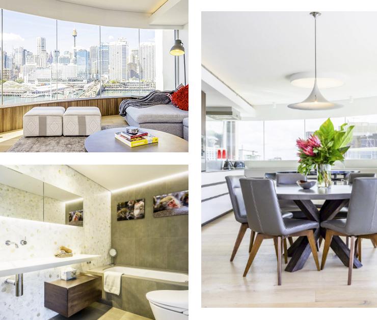 pyrmont airbnb sydney