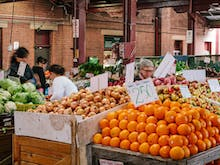 You Can Now Order Fresh Produce From Queen Vic Market Delivered To Your Door