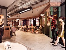 Psst! An Epic New Food Laneway Opens This Week!
