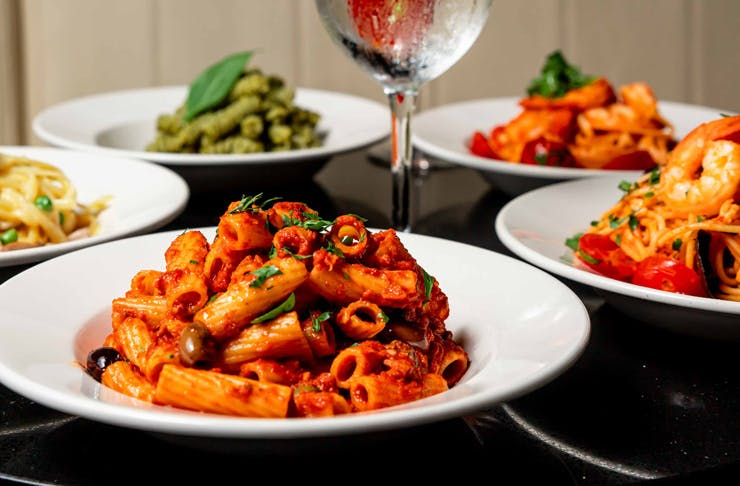 ragu pasta and wine bar