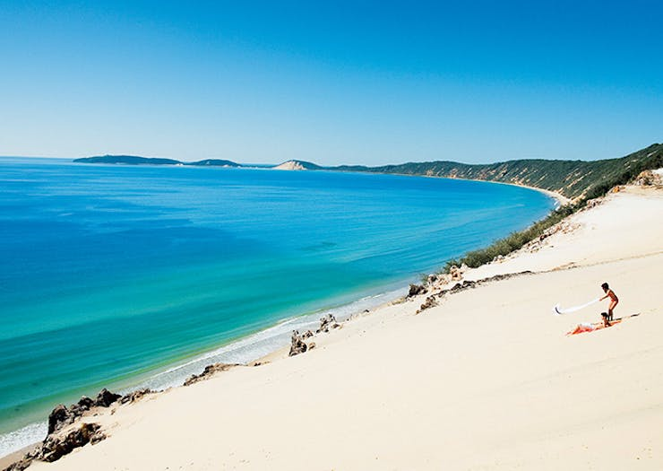 Your Ultimate Guide To Queensland's Rainbow Beach