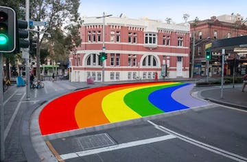 The Rainbow Crossing Is Coming Back To Sydney!