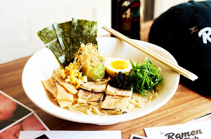 ramen club pop up sydney